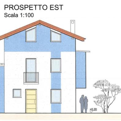 F3 prospetto Est