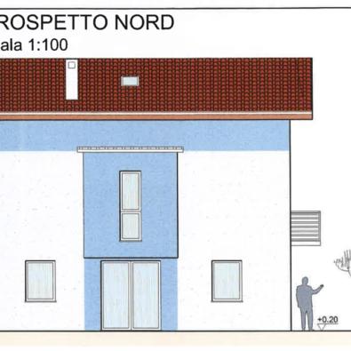 F3 prospetto Nord